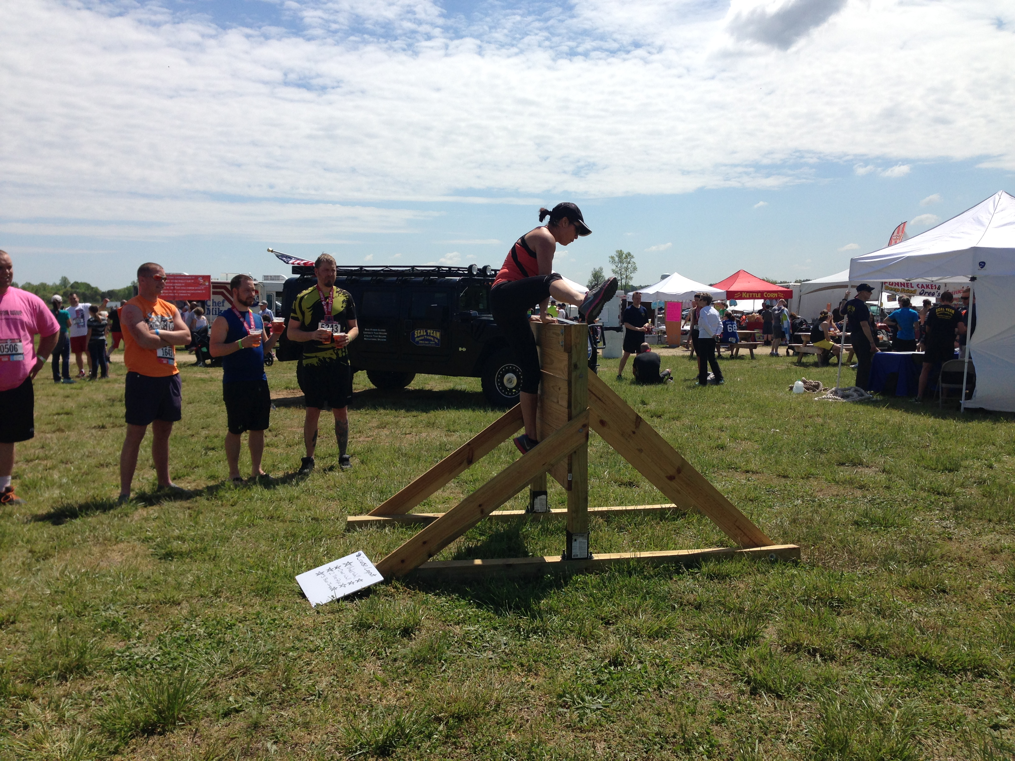 The Rugged Maniac Part 1 Of However Long It Takes Me To