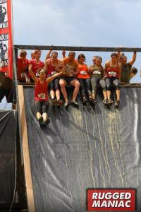 Rugged Maniac Finish