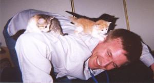 Corey Wants a Kitten